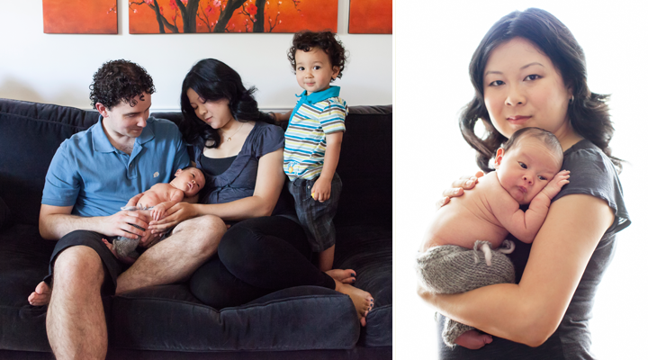 Choosing a Newborn or Maternity Photographer