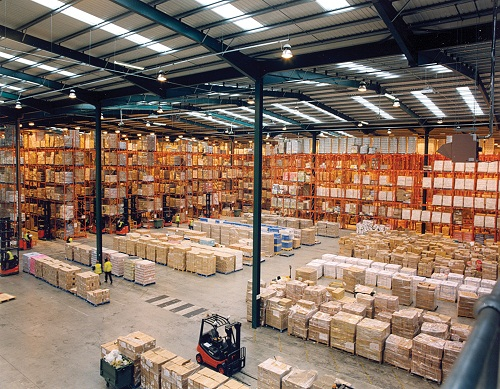 Manage Inventory in a Small Warehouse