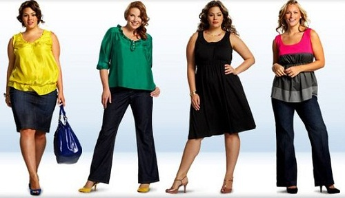 Fashion Tips for Plus-Size Women