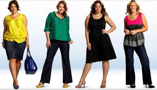 Fashion Tips for Plus-Size Women