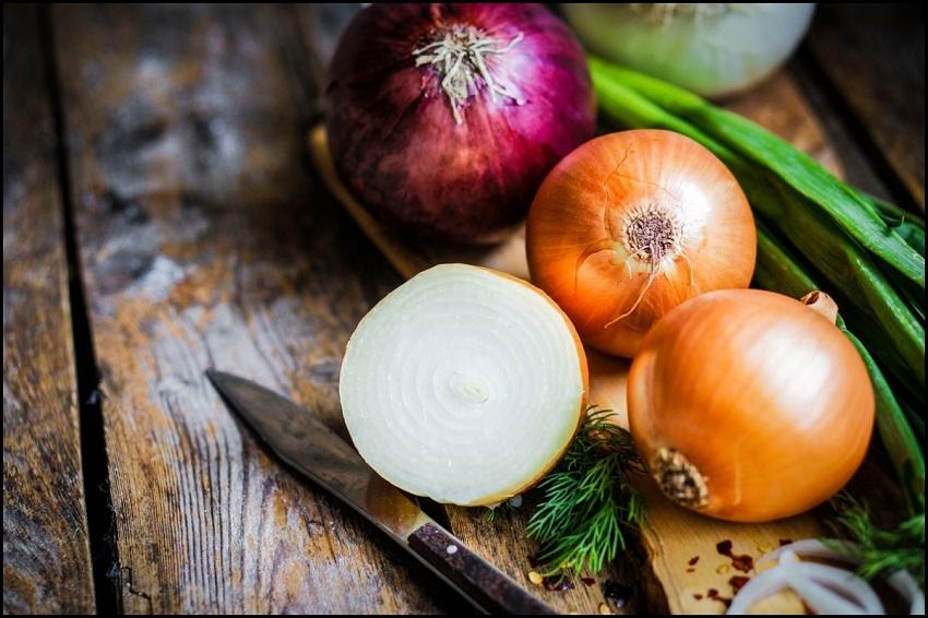 eat onions