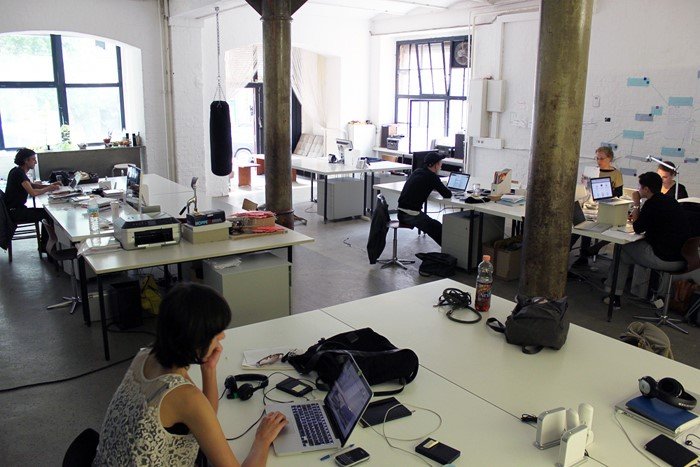 offices social spaces