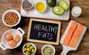 IN WHAT FOODS DO WE FIND HEALTHY FATS?